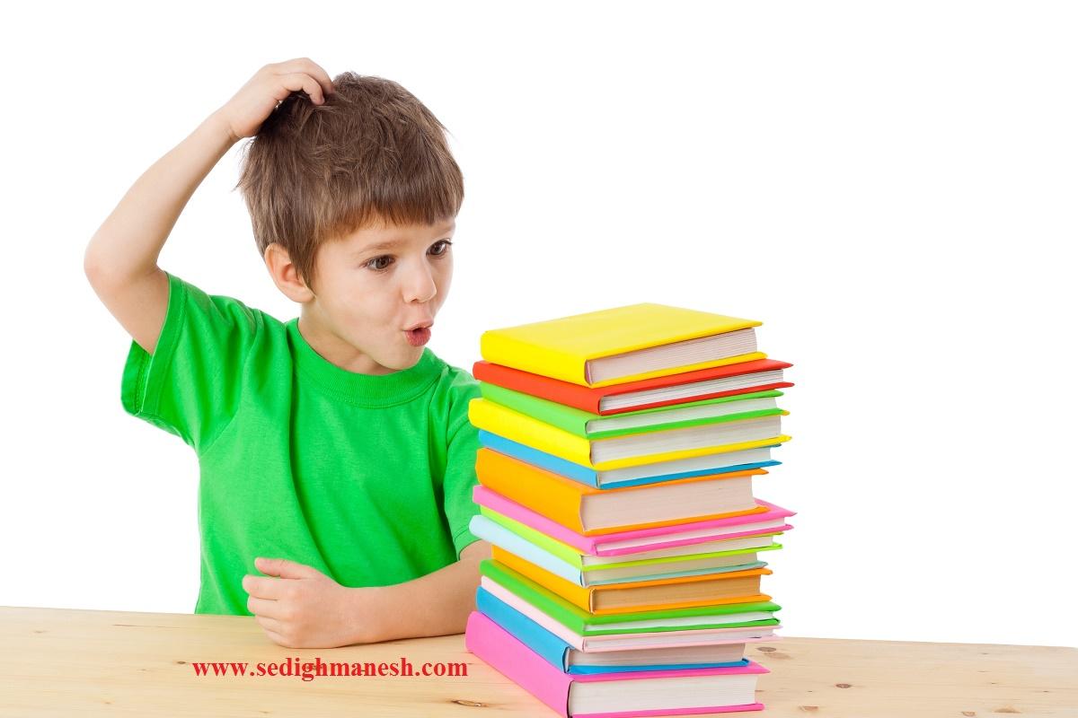 در باره ویژگی های خلاقیت در کودکان خردسال