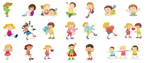 سن مناسب کودکان برای ورزش