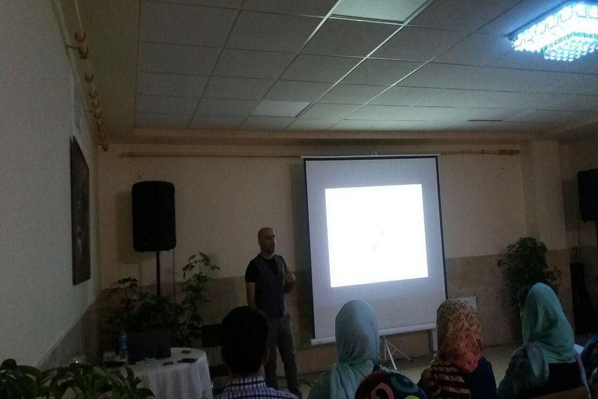 سومین سمینار رشد کودک در انجمن ناییری برگزار شد.