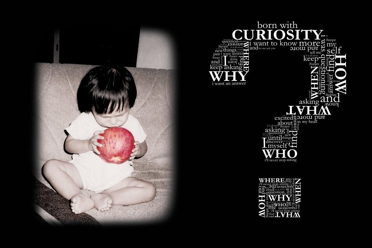 تقویت کنجکاوی راهی برای پرورش خلاقیت کودک.