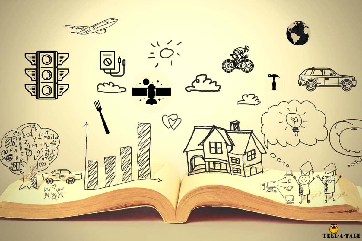 قصه و تأثیر آن در تربیت كودكانقصه و تأثیر آن در تربیت كودكان