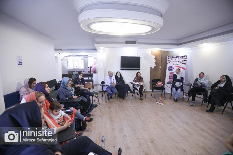 """اولین """"دورهمی مامانا""""ی نی نی سایت، 31 اردیبهشت برگزار شد"""