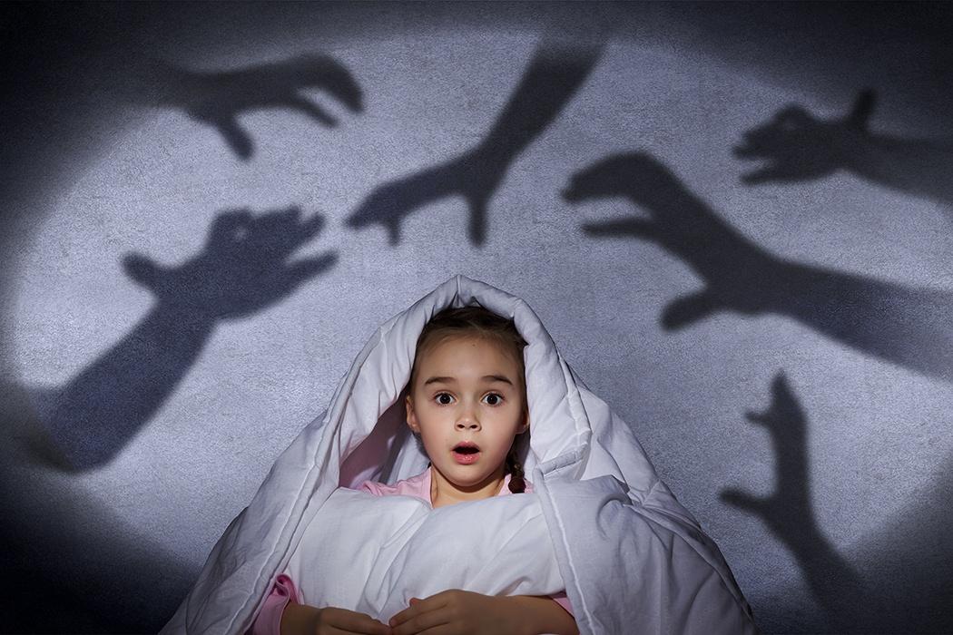 ترس از تنهایی کودک