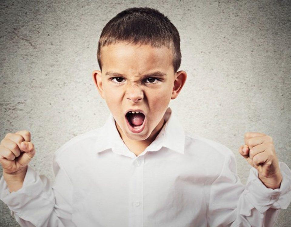 آموزش نحوه کنار آمدن با خشم به کودک