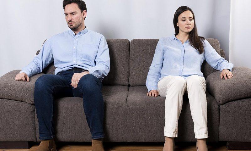 طلاق و جدایی سالم