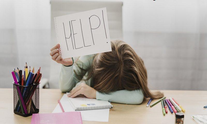 چگونه به کودکان و نوجوانان کمک کنیم تا استرس خود را کنترل کنند
